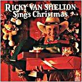 Ricky Van Shelton Sings Christmas - image of cover