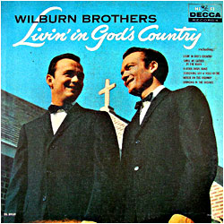 Cover image of Livin' In God's Country