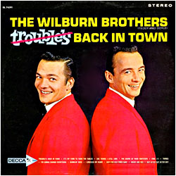 Cover image of Trouble's Back In Town