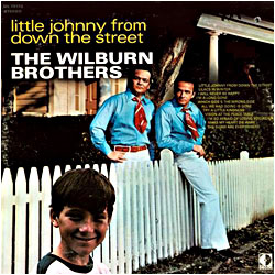Cover image of Little Johnny From Down The Street