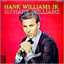 Cover image of Songs Of Hank Williams