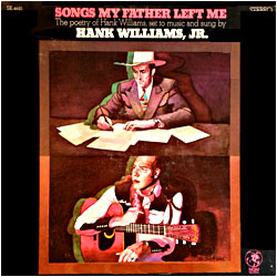 Cover image of Songs My Father Left Me