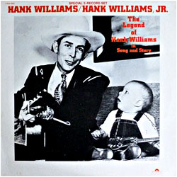 Cover image of The Legend Of Hank Williams
