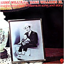 Cover image of Insight Into Hank Williams