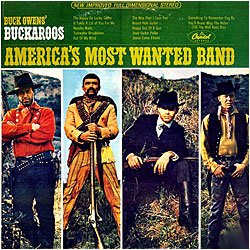 Cover image of America's Most Wanted Band