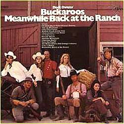 Cover image of Meanwhile Back At The Ranch