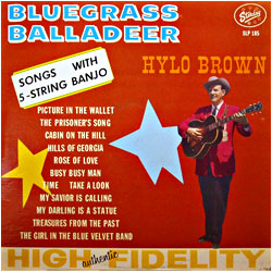 Cover image of Bluegrass Balladeer