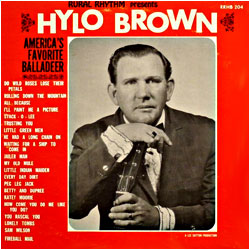 Image of random cover of Hylo Brown