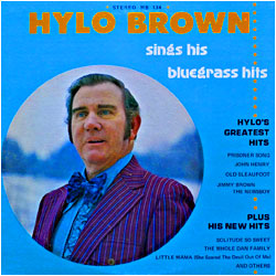 Cover image of Sings His Bluegrass Hits