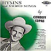 Cover image of Hymns And Sacred Songs By Cowboy Copas