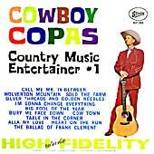 Cover image of Country Music Entertainer No. 1