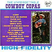 Cover image of The Unforgetable Cowboy Copas