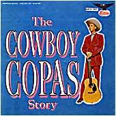 Cover image of The Cowboy Copas Story