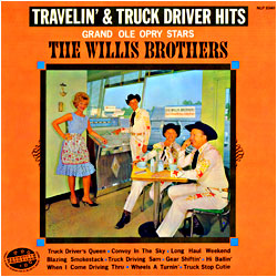 Cover image of Travelin' And Truck Driver Hits