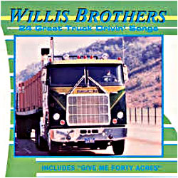 Image of random cover of Willis Brothers