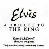Cover image of Elvis - A Tribute To The King