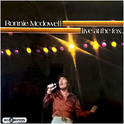 Cover image of Live At The Fox