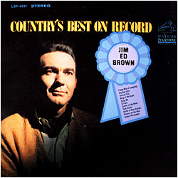 Cover image of Country's Best On Record