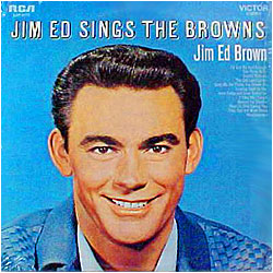 Cover image of Jim Ed Sings The Browns