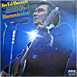 Cover image of Brown Is Blue