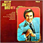 Cover image of The Best Of Jim Ed Brown