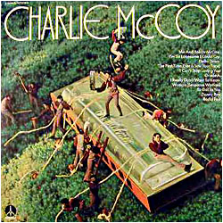 Cover image of Charlie McCoy