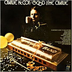 Cover image of Good Time Charlie