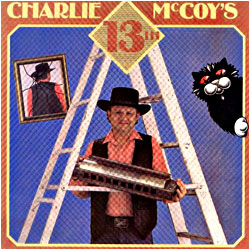 Cover image of Charlie McCoy's 13th