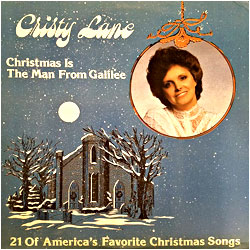 Cover image of Christmas Is The Man From Galilee