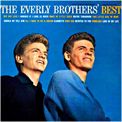 Cover image of The Everly Brothers' Best