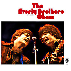 Cover image of The Everly Brothers Show