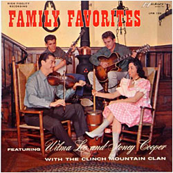 Cover image of Family Favorites