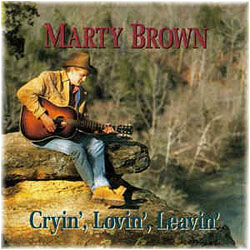 Image of random cover of Marty Brown