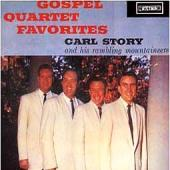 Cover image of Gospel Quartet Favorites