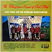 Cover image of The Bluegrass Sound Of Carl Story