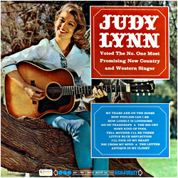Cover image of Judy Lynn