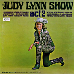 Cover image of The Judy Lynn Show Act 2