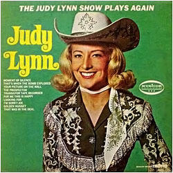 Cover image of The Judy Lynn Show Plays Again