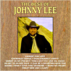 Cover image of The Best Of Johnny Lee