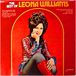 Cover image of The Best Of Leona Williams