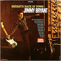 Cover image of Bryant's Back In Town