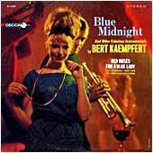 Blue Midnight - image of cover
