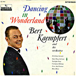 Cover image of Dancing In Wonderland