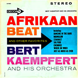 Cover image of Afrikaan Beat
