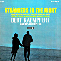 Cover image of Strangers In The Night