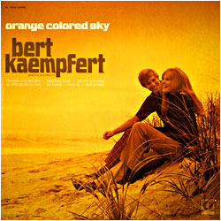 Cover image of Orange Colored Sky