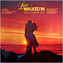 Cover image of Love Walked In