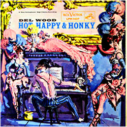 Cover image of Hot Happy And Honky