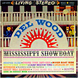 Cover image of Mississippi Showboat
