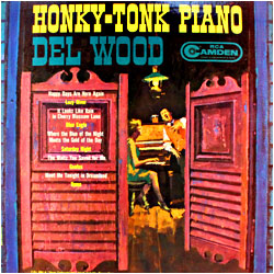 Cover image of Honky Tonk Piano